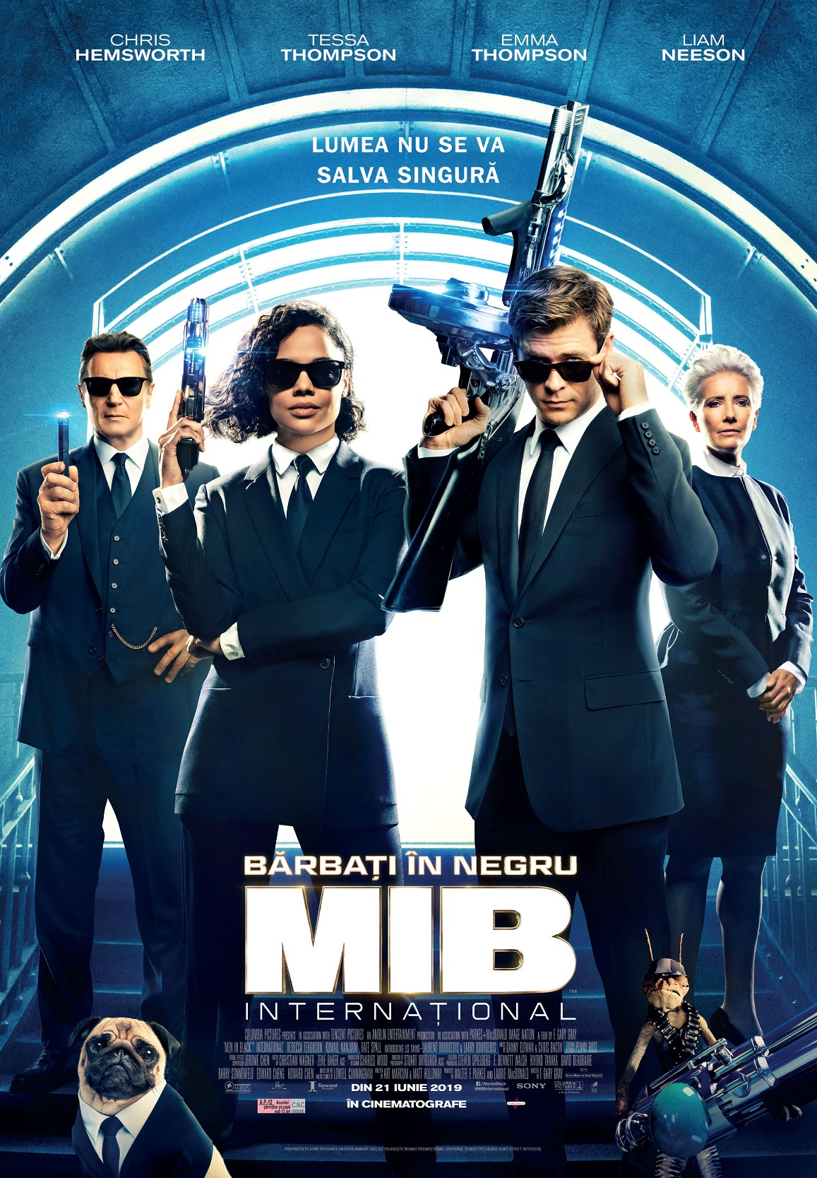 MIB - International